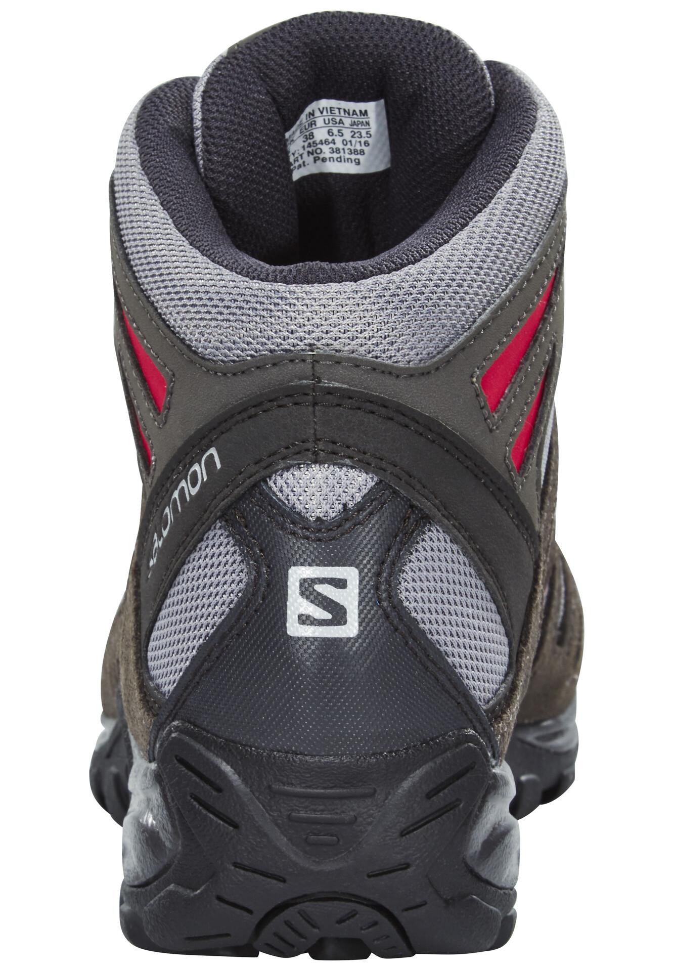 Salomon Ridgeback Mid GTX Shoes Women detroitautobahnlotus